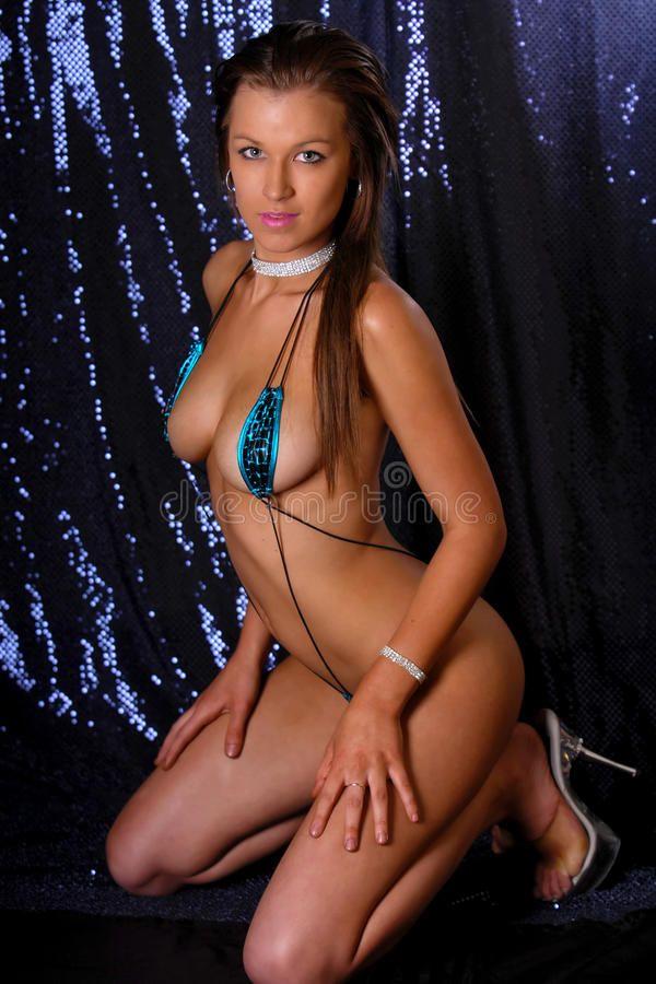 Bikini girl stock photo. Image of skin, seductive, figure – 14147326