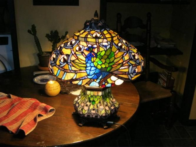 Tiffany Lamps for Sale   Tiffany style lamp for sale in Medicine Hat   Alberta Classifieds30 best Tiffany Style lamps images on Pinterest   Stained glass  . Tiffany Style Lamps Qvc Uk. Home Design Ideas