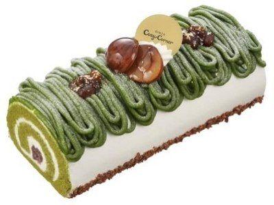 敬老の日は、家族いっしょのティータイム!―「西尾抹茶ロール」を限定販売 cake roll