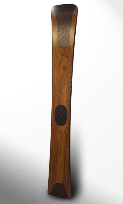carbon wood