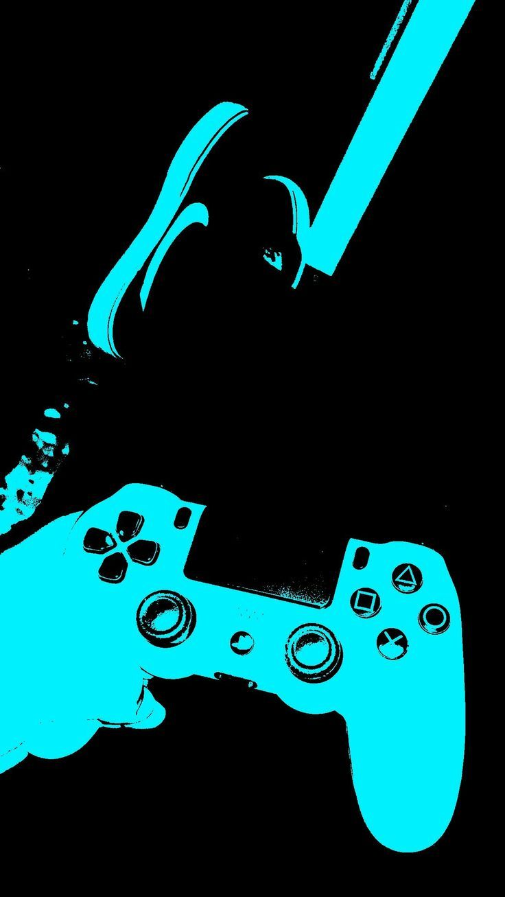 Playstation 4 1tb Console In Game Wallpaper Iphone Gaming Wallpapers Retro Games Wallpaper