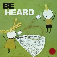 Be Heard from www.theartofbeing.com.au  #inspiration#art#cards#being