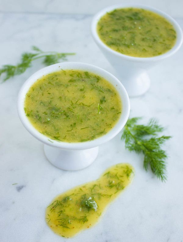 Sweet Mustard Dill Sauce