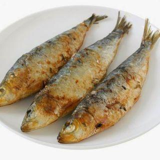 Quiche de sardinha e vegetais