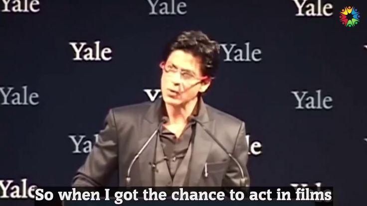 Shah Rukh Khan - Using Fear of Failure to Succeed