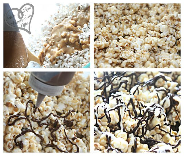 Zebra Popcorn Recipe--because I am now addicted to the Popcornopolis Zebra popcorn and refuse to order it and have it shipped to my house.