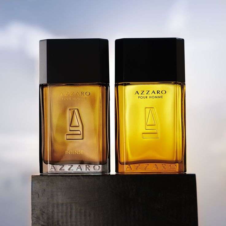 Azzaro Pour Homme , the iconic scent of masculine seduction. #AzzaroPourHomme