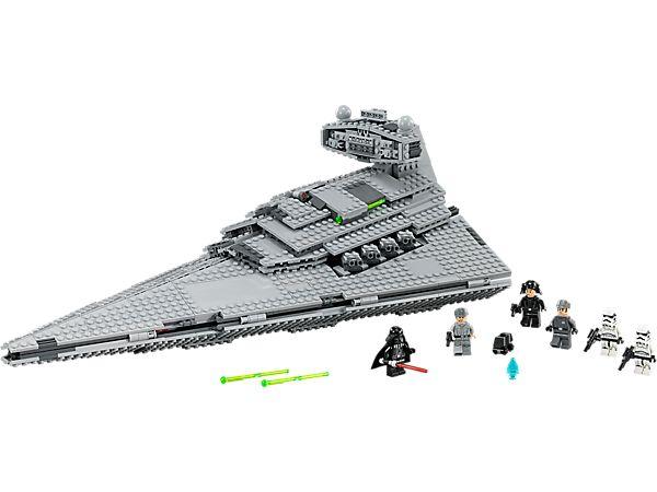 Imperial Star Destroyer™   LEGO Shop