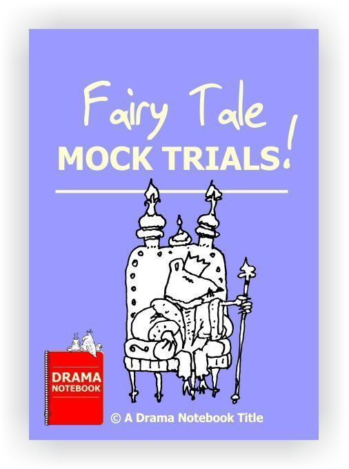 Are you looking for something new and inventive to do with your group? Here are complete instructions for leading a unit on mock trials using fairy tales! Students get to play prosecutors, defense attorneys, witnesses, the accused, and jury members. This