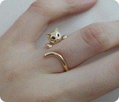 Kitty ring!!
