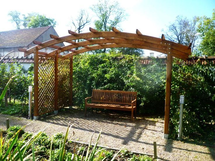 Sophie Pergola - Garden Canopies - Garden Buildings - liveoutside.co.uk