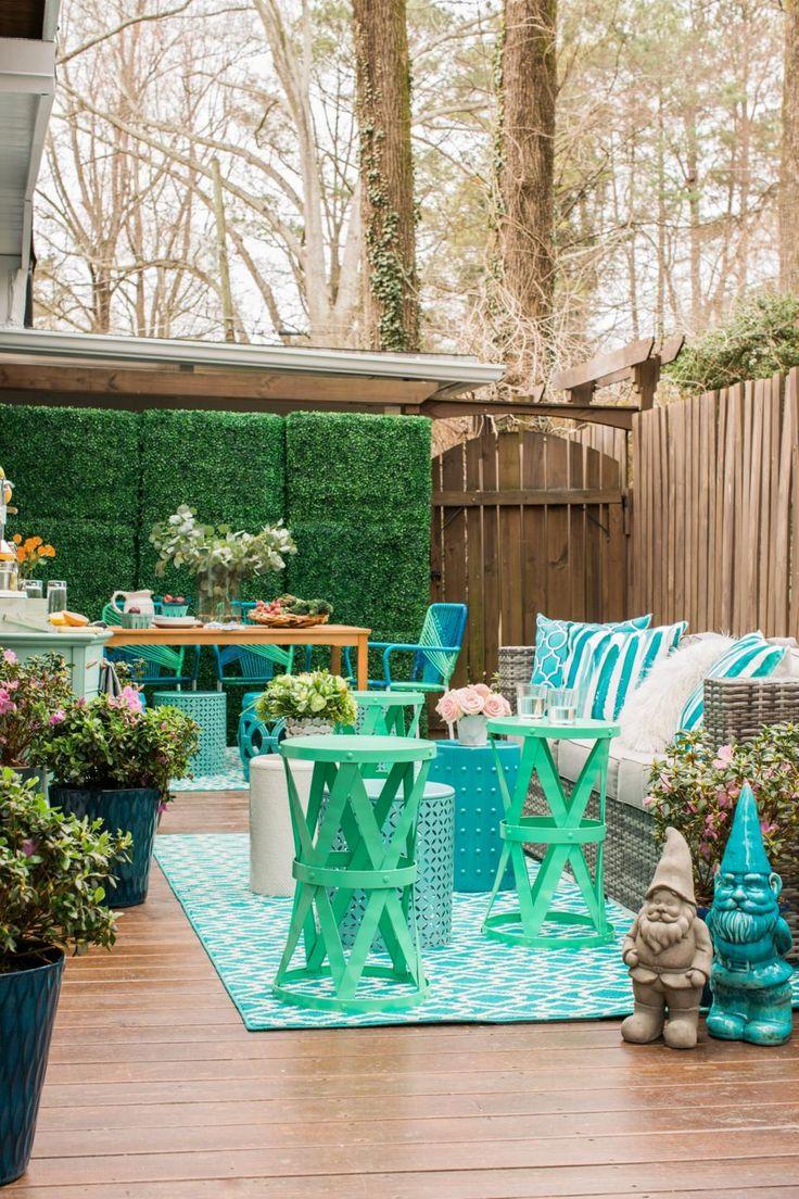 pinterest outdoor patio ideas pinterest picks stunning small outdoor spaces 19 spring deck ideas patio ideasoutdoor - Pinterest Outdoor Patio Ideas
