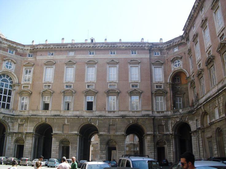 Palacio real, Caserta