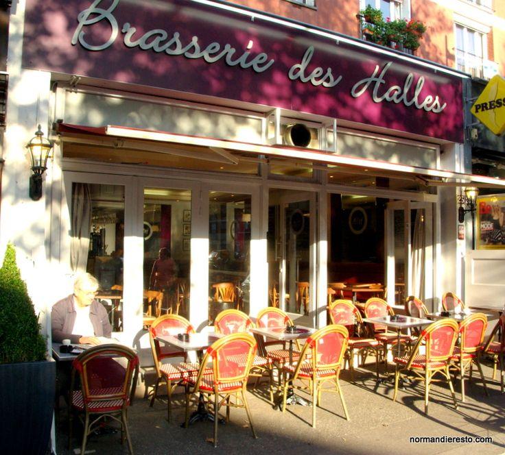 La brasserie des halles bar et restaurant au havre for Bar le bureau le havre