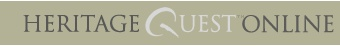 HeritageQuest Online genealogy information through the MCDL list of databases. #MedinaLibrary #HeritageQuest #mcdl.info