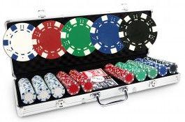 Mallette Dice 500 jetons - Pokeo.fr - Mallette en aluminium de 500 jetons Dice en plastique ABS 11,5g + 2 jeux de cartes plastifiées + Règles du jeu Pokeo. La référence universelle pour débuter au poker.