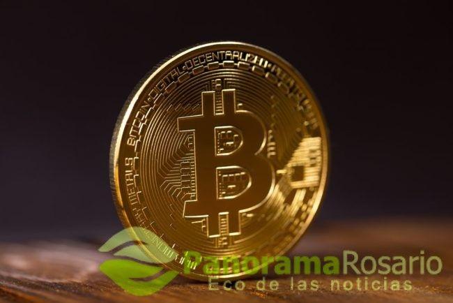 El Bitcoin supera por primera vez el precio de la onza de oro