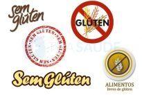 Alimentos sem glúten