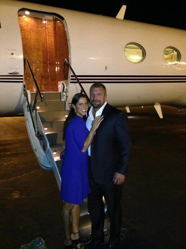 Stephanie McMahon & Triple H