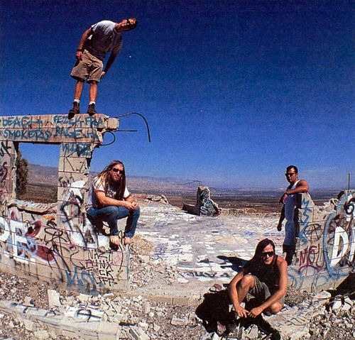 Kyuss boys 1994!