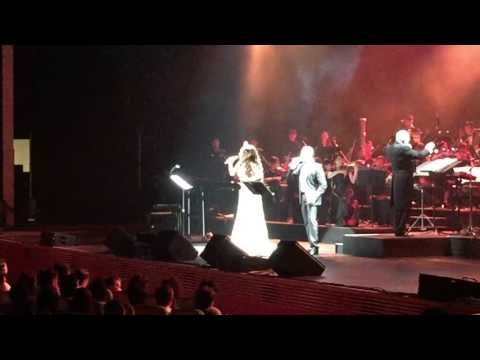 Sarah Brightman and Mario Frangoulis - There for me - Live 2016 Tokyo Tour