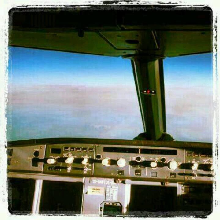 A320-OLYMPIC AIR (Over Aegean Sea)