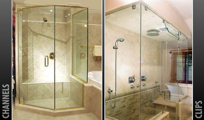 260 Best Images About Frameless Shower Doors On Pinterest