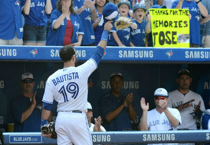 From the bat flip to sweet revenge, Bautista had a knack for creating dramatic moments.