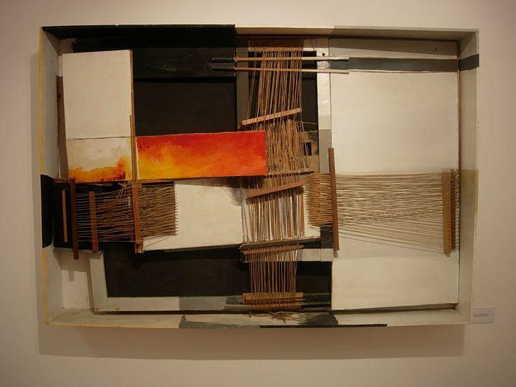 Telaio del meriggio, Maria Lai, 1970 - Arte concettuale