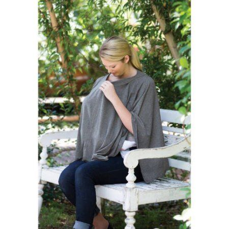 Infantino 3-in-1 Nursing Shawl and Cover