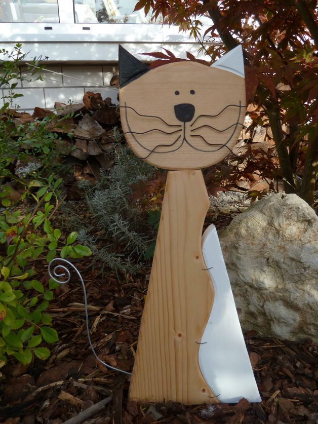 103 Best Images About Wooden Cats And Dogs On Pinterest