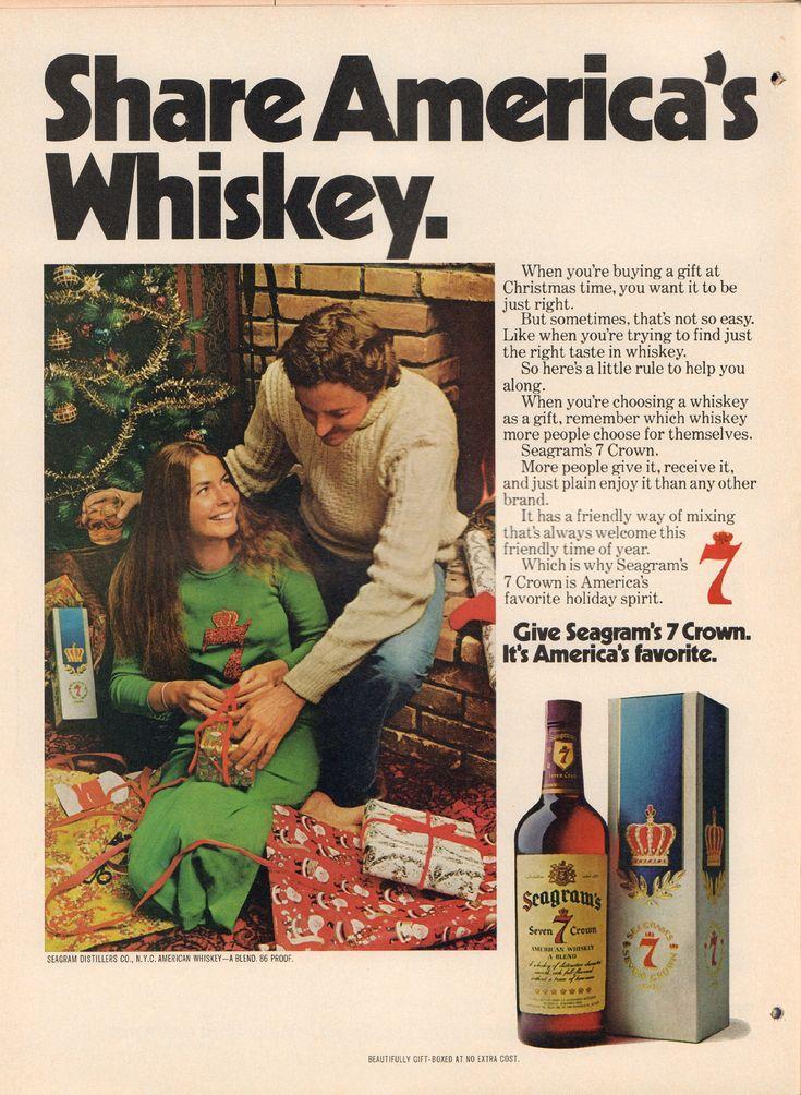 https://flic.kr/p/Dcrg7j   1974 Seagrams 7 Crown Advertisement Motor Trend December 1974   1974 Seagrams 7 Crown Advertisement Motor Trend December 1974