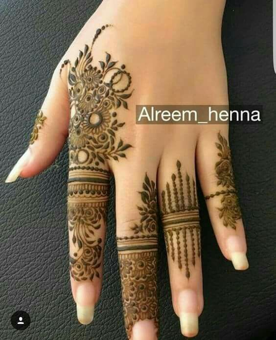 Heena fingures design