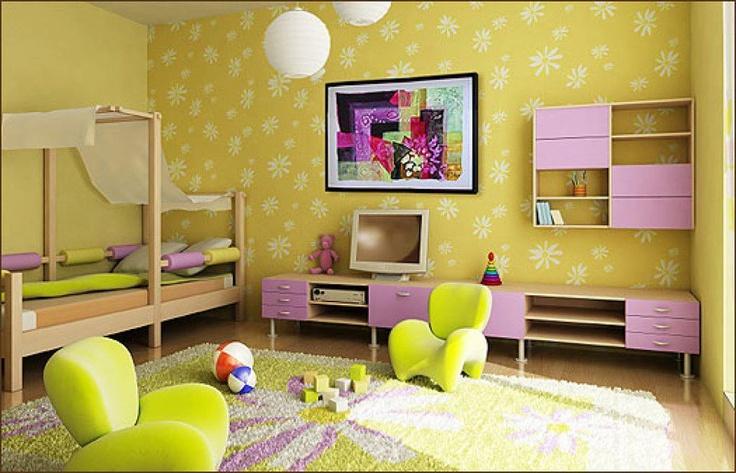 54 Best Cuartos Images On Pinterest Child Room Kids