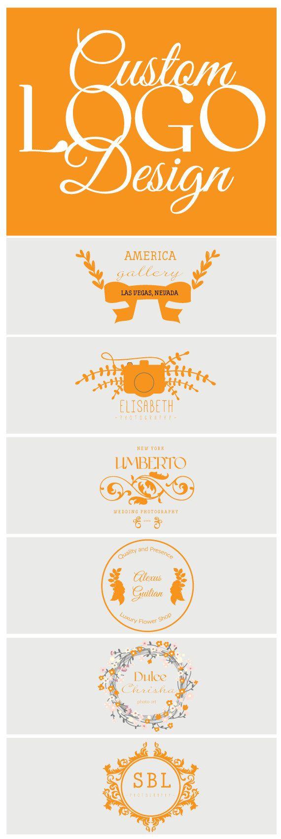 Custom Logo Design Logo Branding Branding by LoveArtsStudio