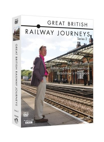 Great British Railway Journeys - Series 2 [DVD] DVD ~ Michael Portillo, http://www.amazon.co.uk/dp/B005S0HNV6/ref=cm_sw_r_pi_dp_Jr6frb0PVJJRE/275-3751206-1101413  (with the shell grotto)