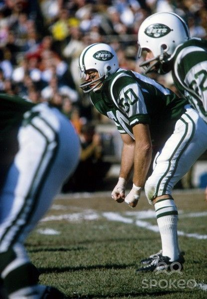 Larry Grantham   NY Jets LB