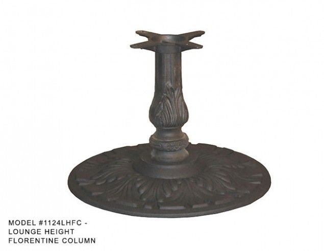 20 best decorative cast iron table bases images on pinterest table bases cast iron and iron table - Decorative metal table bases ...