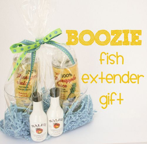 Fish gift ideas and gifts on pinterest for Fish extender ideas