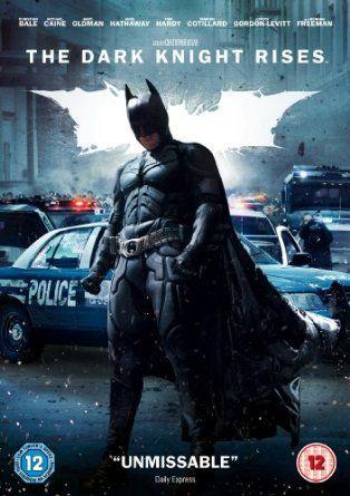 The Dark Knight Rises (DVD + UV Copy): Amazon.co.uk: Christian Bale, Anne Hathaway, Tom Hardy, Marion Cotillard, Joseph Gordon-Levitt, Gary ...