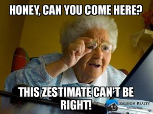Zillow Home Values, estimates and missing real estate data! http://www.raleighrealtyhomes.com/blog/zillow-home-values-raleigh-nc.html