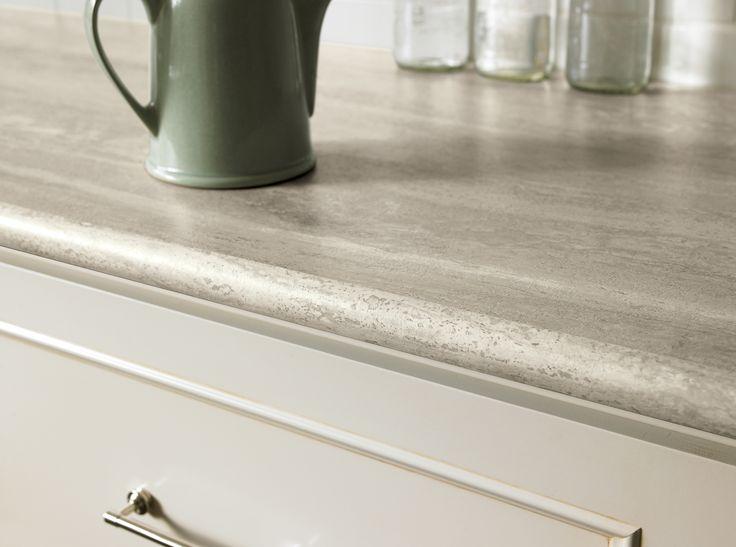 Formica 174 Travertine Silver 180fx 174 Kitchen Countertop