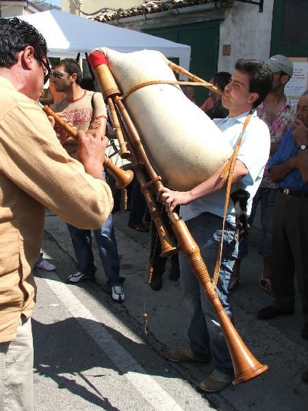 Festival Internazionale della Zampogna a Sacopli IS Molise Italia - Ultima domenica di Luglio - 27/07/2014