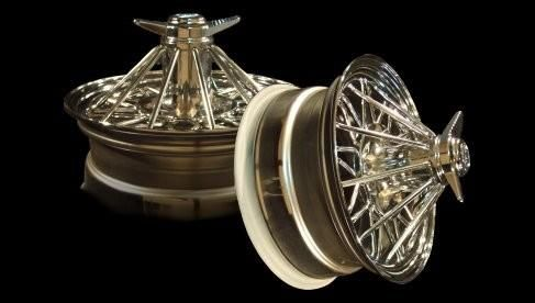84 Swangas and Vogues | 15 inch 84 Super Poke™ 30 Spoke Elbow Wire Wheels - Swangas - King ...