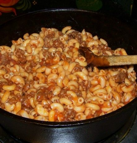When I was little my mom made this recipe a lot. It was during World War II and it was very inexpensive to prepare. I loved it. I guess you would call it a comfort food for me as I was always so happy when I asked, Whats for supper and Ma answered, Chop Suey. She never called it American Chop Suey except on her recipe card. It was always Chop Suey. I cant believe that I havent posted this as I still make it often. I guess I figured it wasnt fancy enough and everyone knew about it, but ...