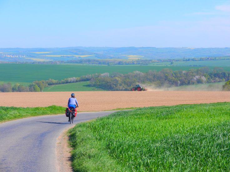 La normandie et la suisse normande à vélo