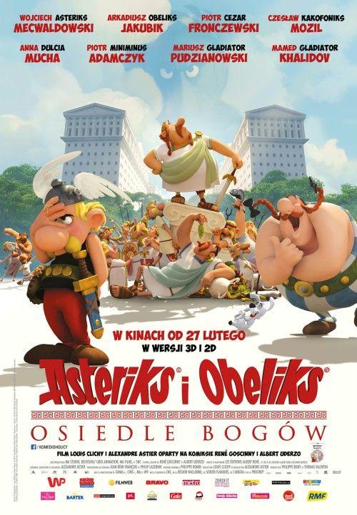 Asteriks i Obeliks: Osiedle Bogów / Astérix:Le domaine des dieux (2014) Dubbing Filmy online oraz seriale w niezliczonej ilości za darmo - zobaczto.tv