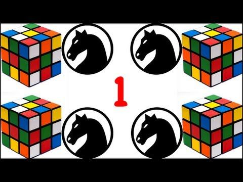 Chess Puzzles This Is A Collection Of 5 Chess Puzzles. Can You Go By  Finding The Correct Solutions To All Of Them? If You Like To Solve The Rubiku0027s  Cube, ...