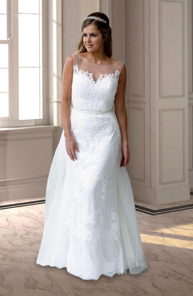 89251f200606 Pin tillagd av Wedding Bells by Little Fairies på Brudklänningar sjöjungfru    Beautiful dresses, Dresses och Wedding dresses