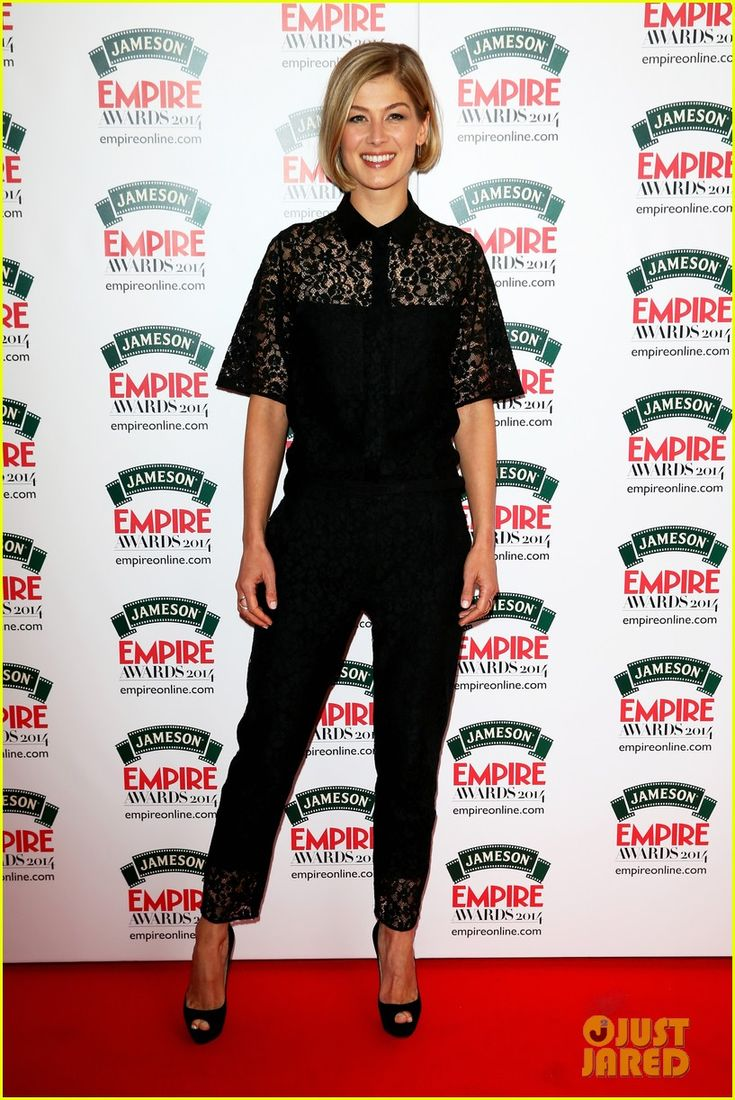 Rosamund Pike at Jameson Empire Awards 2014